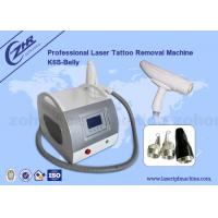 Buy cheap Portable Q Switched Nd Yag Laser Pigment Removal Machine For Clinic And Hospital from wholesalers