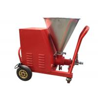 Buy cheap High Durability Wall Putty Spray Machine Large Capacity Equipped With Hopper from wholesalers