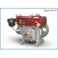 Buy cheap R175 Single Cylinder Small Marine Diesel Engines For Boat , 75mm Cylinder Diameter from wholesalers