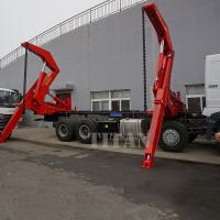 Buy cheap TITAN 37/45 ton self loading sidelifter truck trailer for sale from wholesalers