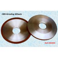 Buy cheap Resin Bond CBN Grinding Wheels - CBGW04 from wholesalers
