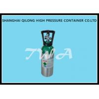 Wholesale 8L aluminum oxygen tank / oxygen portable cylinders with DOT standard from china suppliers
