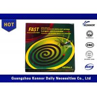 Buy cheap FAST KNOCK DOWN Easily Separated Off Mosquito Coil For Flies / Cockroach from wholesalers