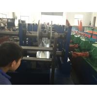 PLC Touch Screen Control Cable Tray Roll Forming Machine Cable Tray Making Machine Manufactures