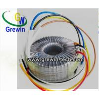 Buy cheap 230V 12V electric auto Power Toroidal Transformer with ISO certification for solar inverter from wholesalers