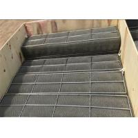 Buy cheap Custom Square Wire Mesh Demister Pad , Calculation Service Design Support from wholesalers