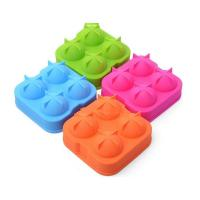 Buy cheap Injection Moulding Products Silicone Ice Cube Molds Square Tools For Home from wholesalers
