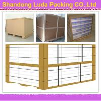 Buy cheap high intensive brown paper cardboard corner bead for shipping OEM from wholesalers