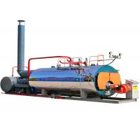 Buy cheap 500kg Gas oil fired gypsum boiler fuel steam boiler for milk processing plant from wholesalers
