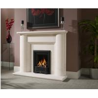 Buy cheap Hand carved marble fireplace from wholesalers