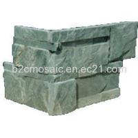 Wholesale Narual Culture Stone Conner Gree  Color from china suppliers