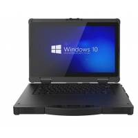 Buy cheap I5 I7 8GB RAM IP65 14 Fanless Industrial Panel PC 6200mha from wholesalers