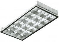 Buy cheap t5 fluorescent lighting fixture from wholesalers