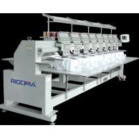 Buy cheap 8 Head High Speed Tubular Embroidery Machine , embroidery machine for hats from wholesalers