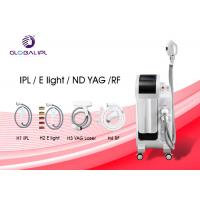 Buy cheap 8.4 Touch Screen 2500w E Light IPL RF Hair Removal SHR Beauty Equipment from wholesalers