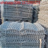 Buy cheap how to make gabion baskets/gabion fence price/wire and stone wall/gabion structure design/galvanized gabion box from wholesalers