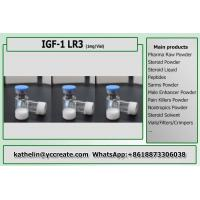 Buy cheap Growth Hormone Polypeptide IGF-1 LR3 Human Growth Factor CAS 946870-92-4 from wholesalers