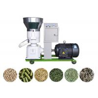 Buy cheap Small Farm Pellet Making Machine Flat Die Portable Grass Pellet Machine from wholesalers