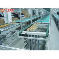 Buy cheap Multi Speed Slot Chain Conveyor , Plate Conveyor System Cost Effective from wholesalers