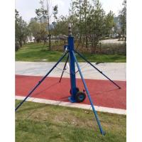 Buy cheap crank up mast telescopic antenna tower light pole 6 meters aluminum pole from wholesalers
