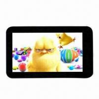 Buy cheap 7-inch Tablet PC with 512MB RAM/Camera/3G Dongle/5 Points Touch Capacitive Screen/Android 4.0 OS from wholesalers