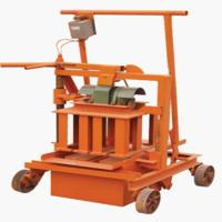 Buy cheap QT40-3C manual block machine price for sale from wholesalers