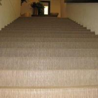 Buy cheap Woven Vinyl Flooring for Flooring of Stairway Used in Condo in Mexico, 4mm Thickness from wholesalers