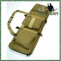 Buy cheap MILITARY 40 DUAL RIFLE CARRYING CASE GUN BAG from wholesalers