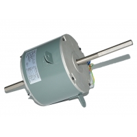 Buy cheap 1/4HP 220V 1Ph RPM 1075/2 Speed Condenser Fan Motor Replacement from wholesalers