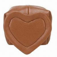 Wholesale Heart-shaped Women's Money Clip, Available in Various Materials/Sizes, OEM and ODM Orders Welcome from china suppliers