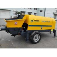 Buy cheap Light Weight Schwing Concrete Pump / Small Cement Pump For Construction from wholesalers
