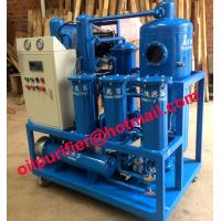 Buy cheap On Discount Emulsified Turbine Oil Regeneration Plant, Turbo Oil Separation Cleaning Machi from wholesalers