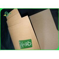 Buy cheap 160gsm Size 70×100cm FSC Support Wood Pulp Brown Kraft Paper For Envelope from wholesalers