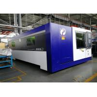 Buy cheap Super High Power Industrial Laser Cutting Machine Metal Processing Workshop 10000W from wholesalers