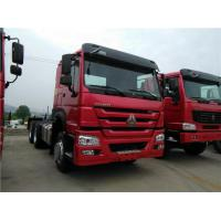Buy cheap SINOTRUK 6X4 10 Wheels 371hp Euro 2 Engine Tractor Head For Export from wholesalers