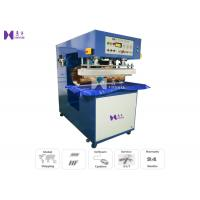 27.12MHZ Canvas Tarpaulin Heat Sealing Machine 10KW For Making Architecture Membrane Structure Manufactures