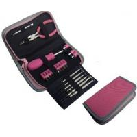 Buy cheap 24pcs Tool Set Pink women girl from wholesalers
