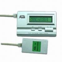 Buy cheap LAN Cable Testers with Split Pair and Length Test from wholesalers