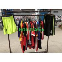 Buy cheap High Quality Used Clothing Japanese Style Used Football Jerseys Polyester Material from wholesalers