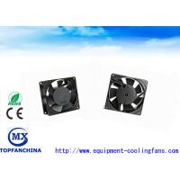 High Pressure Ball Bearing DC Axial Fans Explosion Proof For Computer / Car / Cabinet Chassis Manufactures