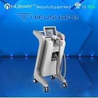 Buy cheap newest ultrashape body slimming machine/vertical salon use ultrasound cavitation from wholesalers
