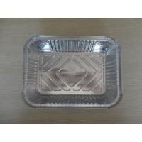 Buy cheap Disposable Aluminum Foil Baking Pans / Loaf Pan For Food Storage And Cooking from wholesalers