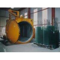 Buy cheap 35KW Infrared heatin Laminated Glass Autoclave for Bullet-proof glass making from wholesalers