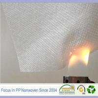 Wholesale Home textile fabric used for pillow cases flame retardant nonwoven fabric from china suppliers