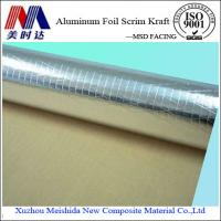 Buy cheap High Quality Heat Insulation Fsk Vapor Barrier from wholesalers