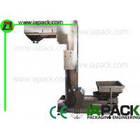 Buy cheap Plastic Auxiliary Equipment Z Type Bucket Elevator For Solid Food from wholesalers