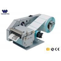 Buy cheap 56mm RS232 Barcode Dot Line Thermal Printing Label Printer Module from wholesalers