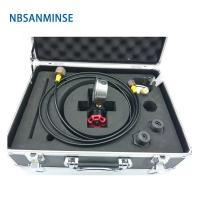 Buy cheap CPU 16 25 40 Hydraulic Accumulator Parts Nitrogen Charging Tool Box Analog Display Type from wholesalers
