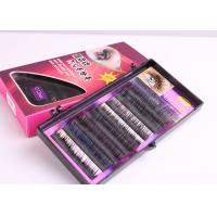 Buy cheap Super Soft Imitation Mink C Curl Eyelash Extension Hand Made from wholesalers
