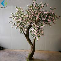 Wholesale Ornamental Artificial Flower Tree , Artificial Rose Flower For Garden Decoration from china suppliers